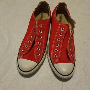Mens Converse All Star sneakers, Size 7